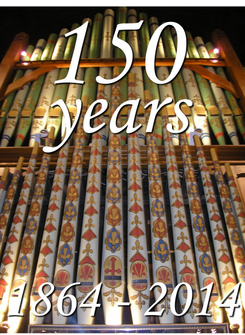 150 years of St. John's Pipe Organ
