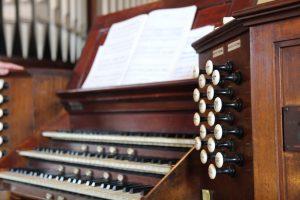 Organ at Sacred Heart Church, Limerick LPOF Launch, 14th May 2016 Photo: Aoife Daly