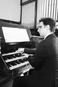 David Cassan's recital, 12th July 2016. (Photo: Aoife Daly)