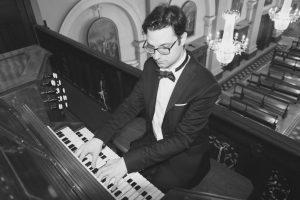David Cassan's recital, 12th July 2016. (Photo: Aoife Daly)