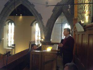 Martin Baker Improvisation Workshop - 29th September 2016