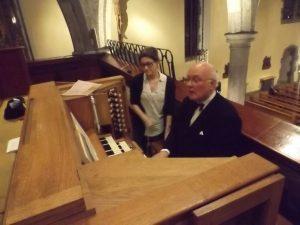 Gerard Gillen's concert, LPOF 2014