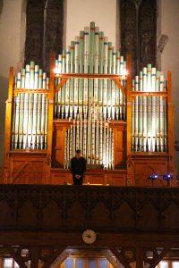 Martin Baker's Concert, 30th September 2016 (Photo: Aoife Daly)