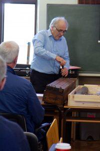Trevor Crowe's Workshop, 1st October 2016 (Photo: Aoife Daly)